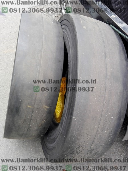 ban tire roller bridgestone 9.00 - 20