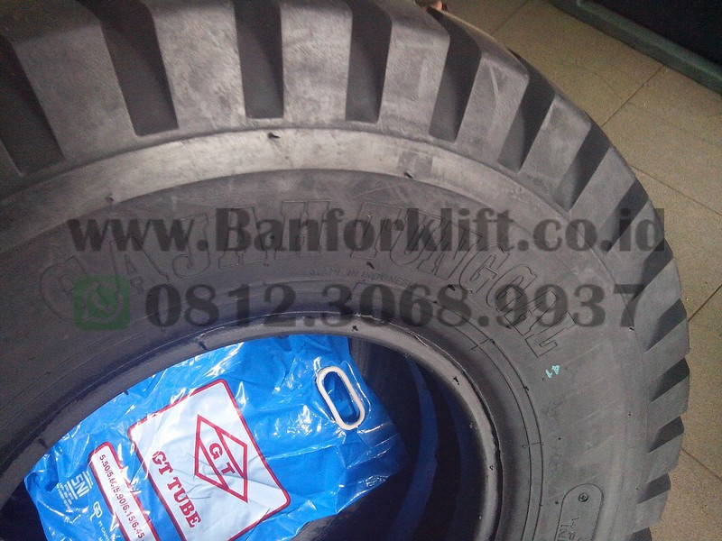 Ban Forklift 8.25 - 15 gajah tunggal spectra grip
