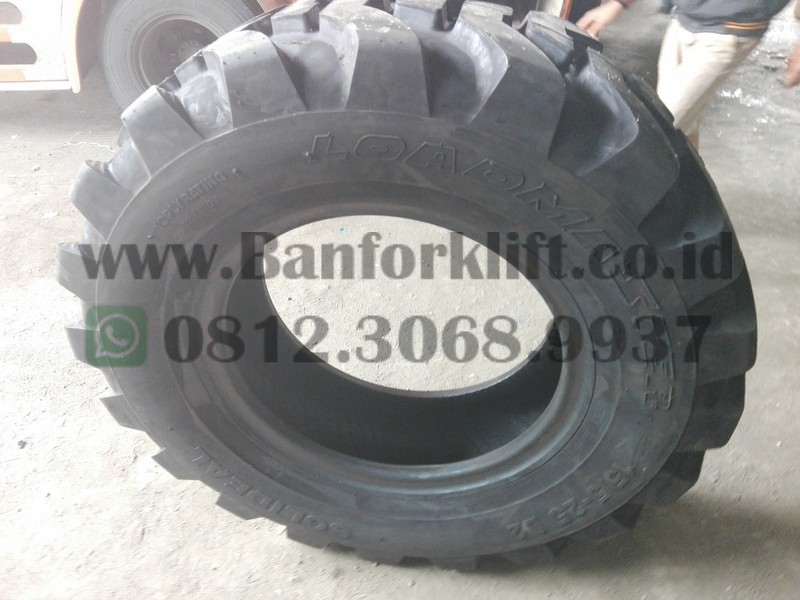 Jual Ban Asphalt finisher 15.5 - 25 Solideal