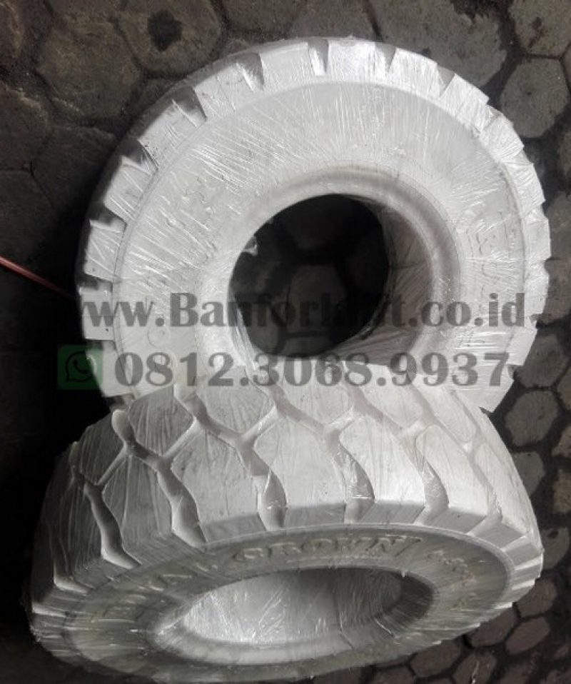 Ban Forklift Solid Non Marking, 081230689937
