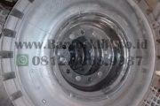 Ban Forklift Solid 6.50-10 Bridgestone