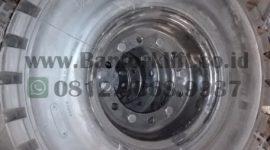 Ban Forklift Solid Bridgestone 6.50 – 10 untuk Forklift 3 ton