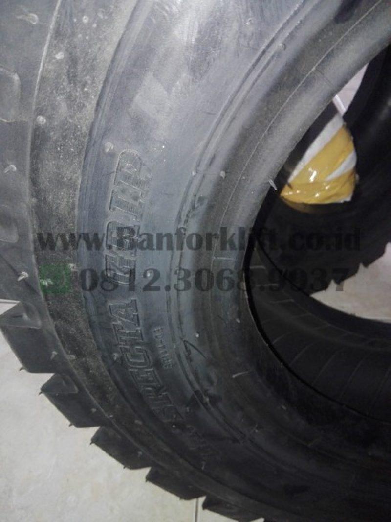 Ban Forklift 28×9-15 Gajah Tunggal Spectra Grip