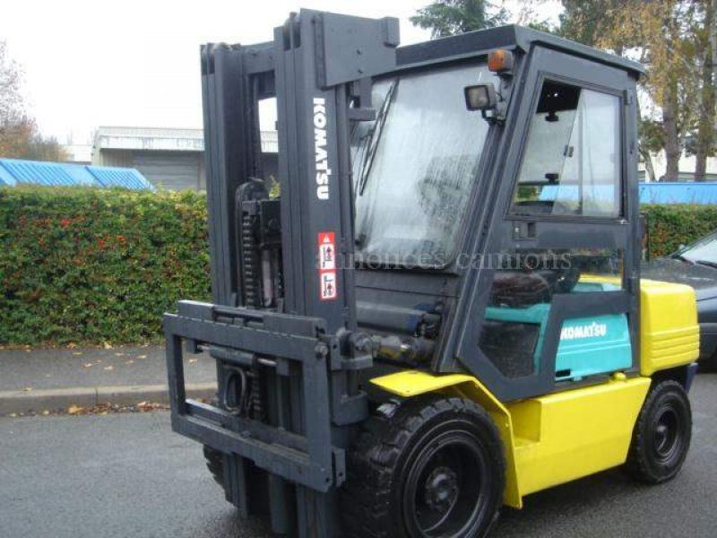 SPARE PART FORKLIFT