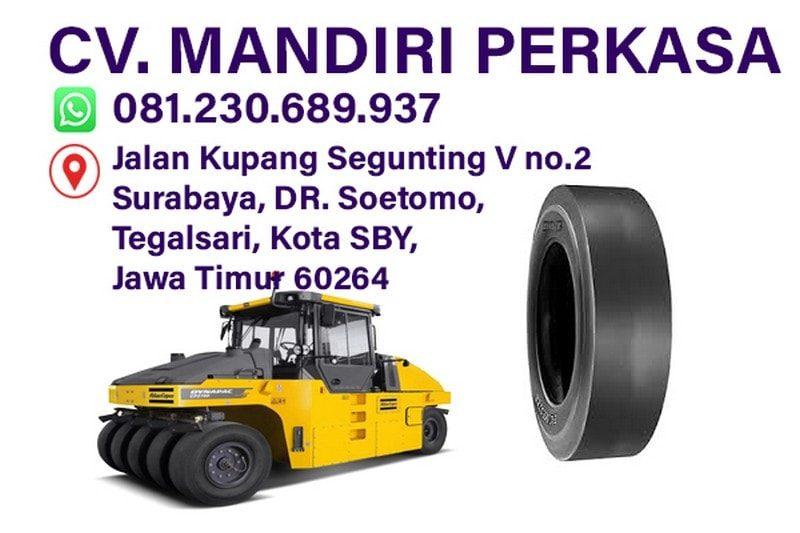 Ban Tire Roller, Ban PTR, Berbagai Ukuran √